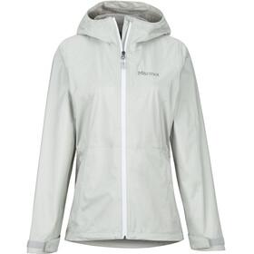 Marmot PreCip Eco Plus Naiset takki , harmaa